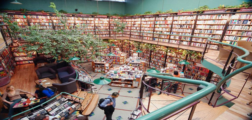 librerias el pendulo