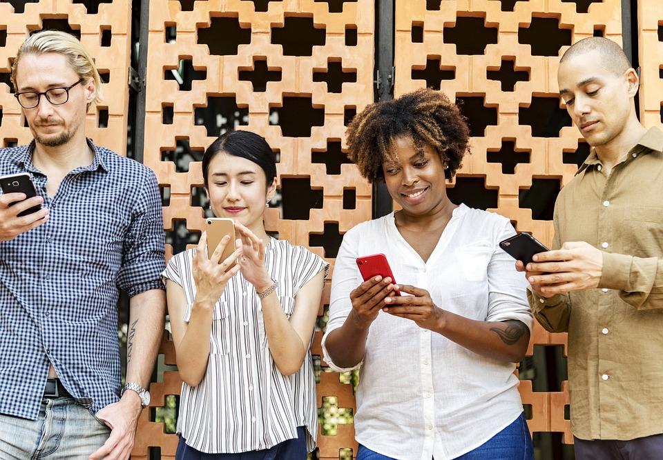 reviews en redes sociales uso
