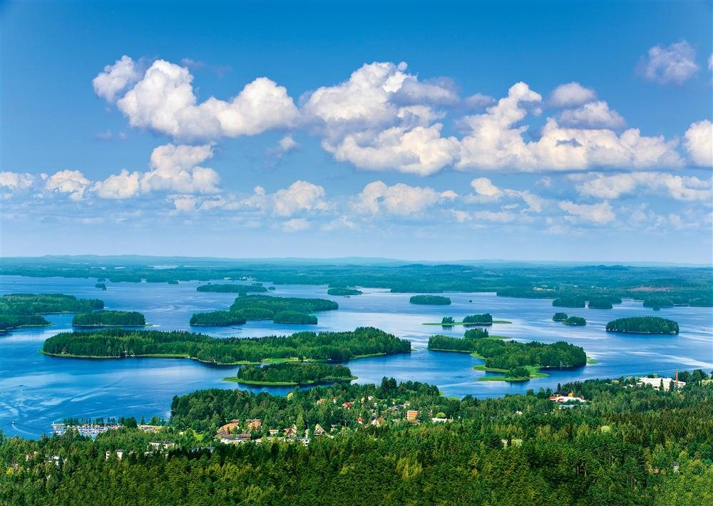 Viaje verano Finlandia