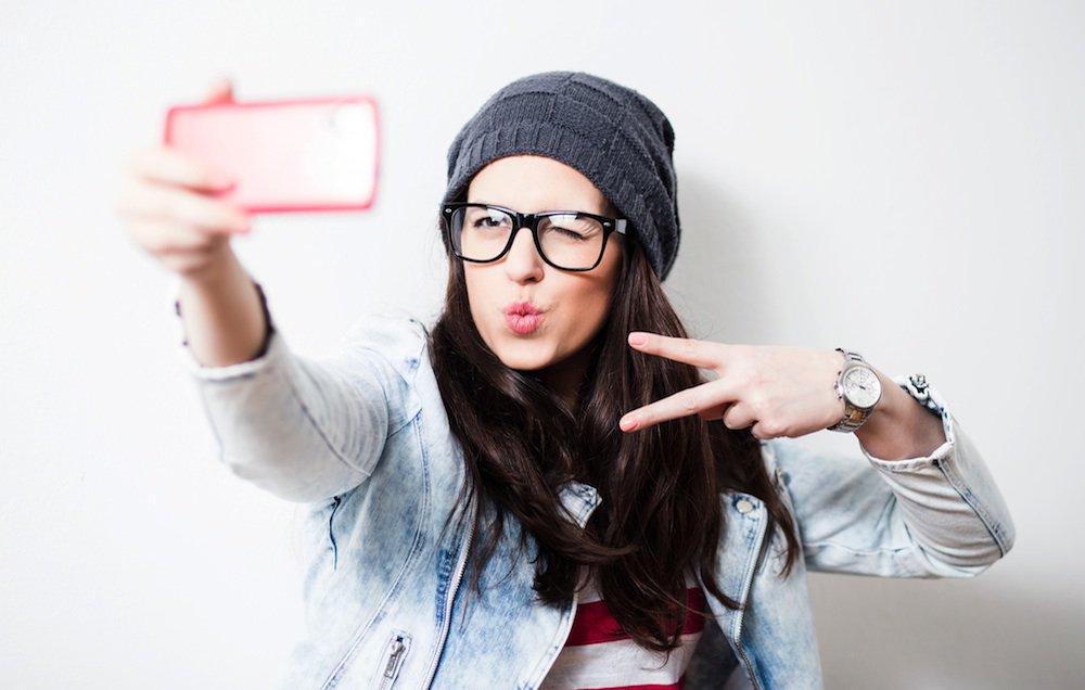 trucos belleza para selfies