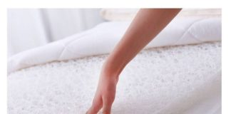 colchón de cuna transpirable