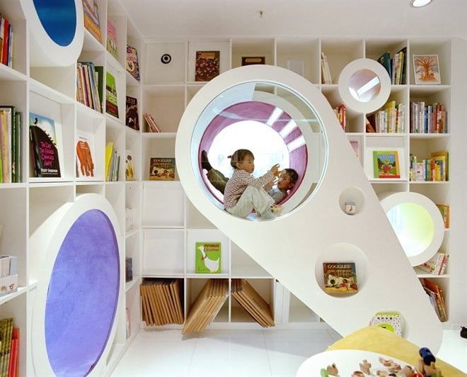 librerias niños