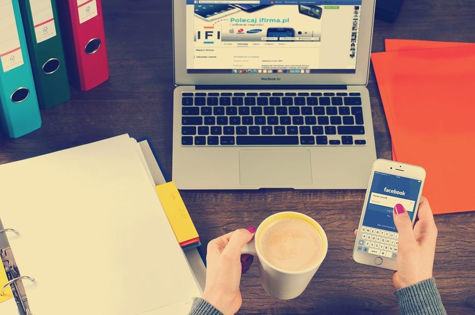 redes sociales compartir blog