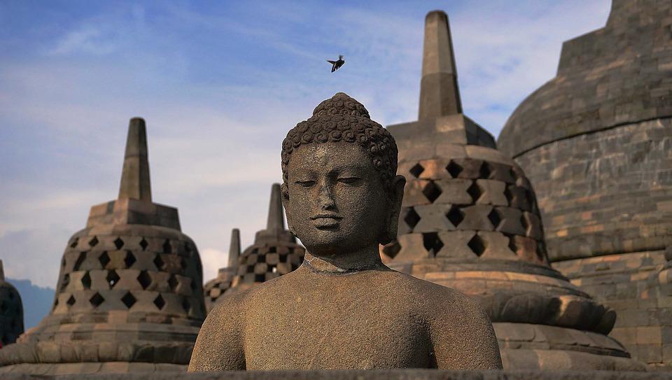 Borobudur en verano