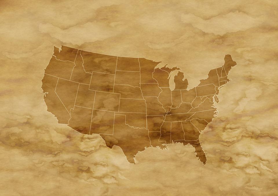 pergamino dibujo mapa